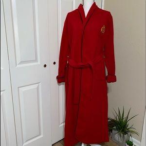 Lauren Ralph Lauren red robe
